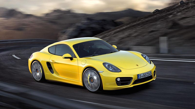 Porsche Cayman GT4 Will Be The Mid-Engined 911-Ruiner You Want And Need