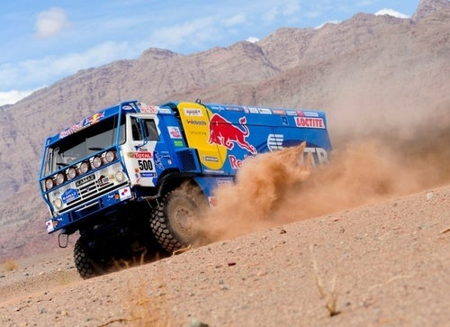Gang Moves 1,800 Lb Of Coke In Fake Dakar Rally Truck