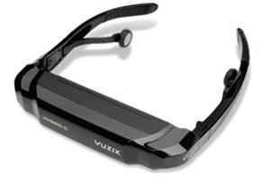 Vuzix iWear AV920-C Headset: Daisy Chain for 4 Player Splitscreen Gaming