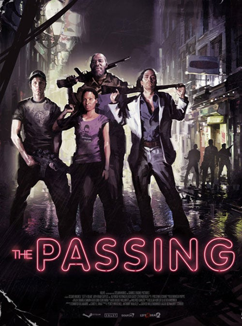 Something Is Missing From The New Left 4 Dead 2 The Passing Poster