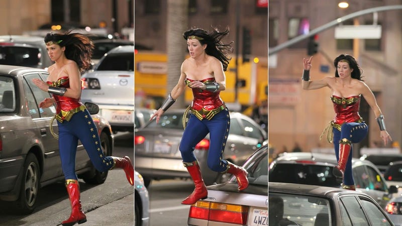 Wonder Woman's Costume: Not As Bad As We Thought!
