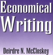 Writing Tips from an Economist
