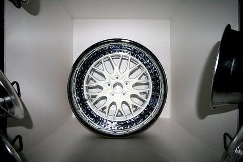 Glowing Wheels