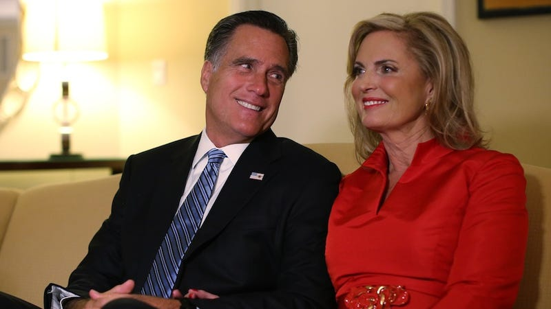 Why Ann Romney Won't Answer Questions About Birth Control and Gay Marriage