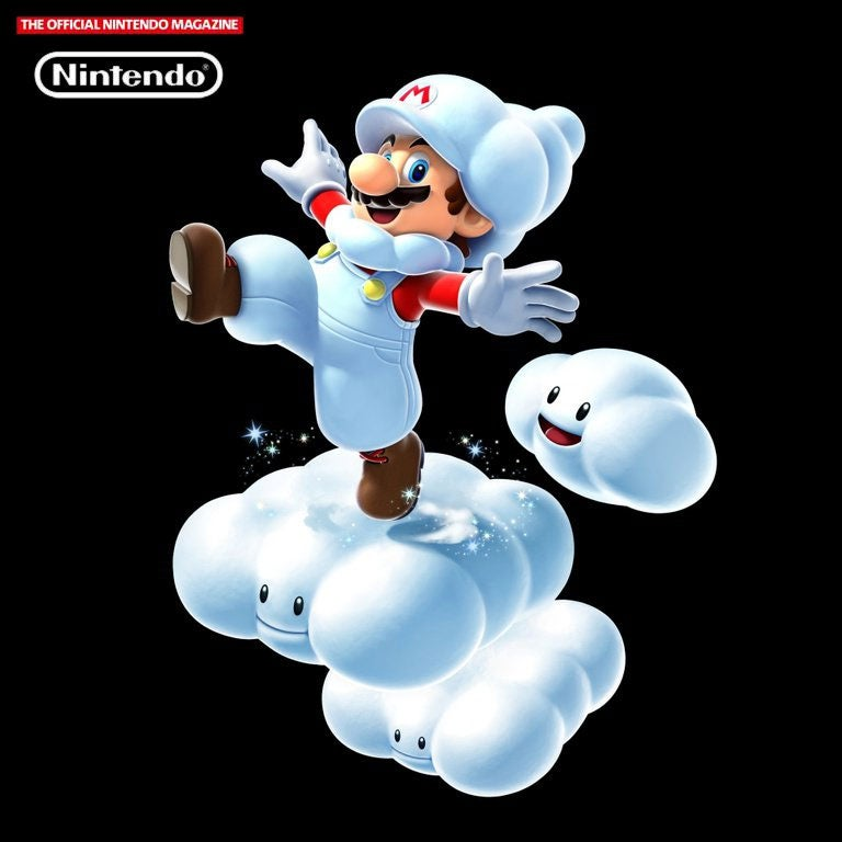 Super Mario Galaxy 2 Forecast Cloudy With A Chance Of Plumbers