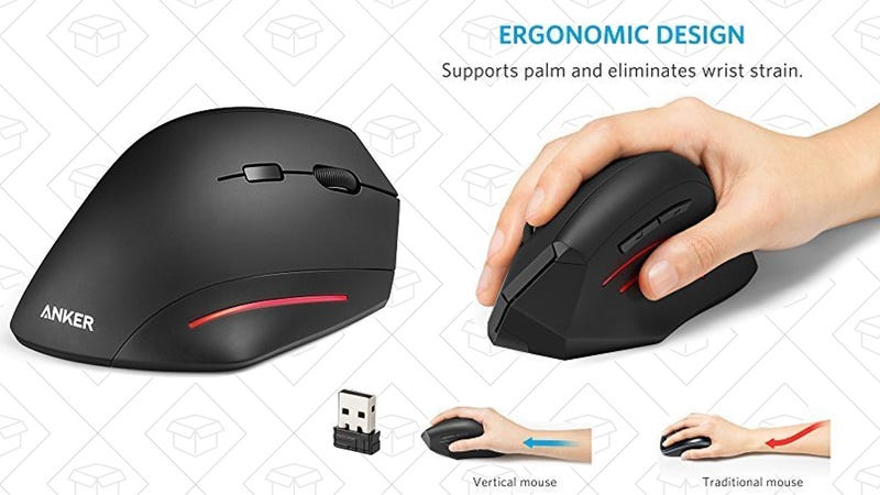 Sunday's Best Deals: Ergonomic Mouse, CAP Barbell, Mini Cereal Boxes