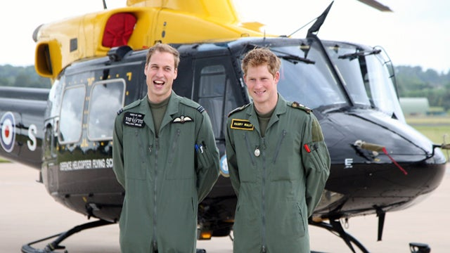 Prince William Saves a Young Girl from Becoming a Sea King's Bride