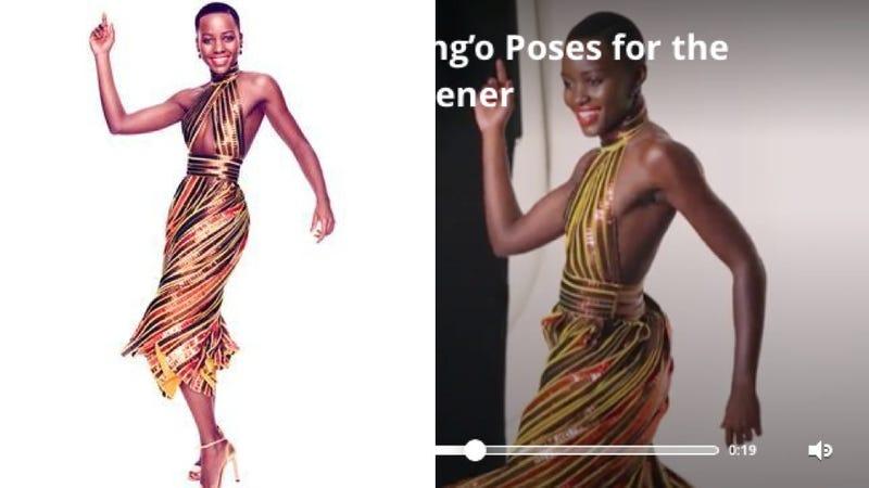 Did Vanity Fair Lighten Lupita Nyong'o's Skin?