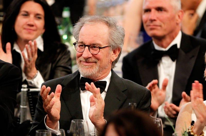 Steven Spielberg Is Giving Nancy Pelosi Branding Advice (Updated)