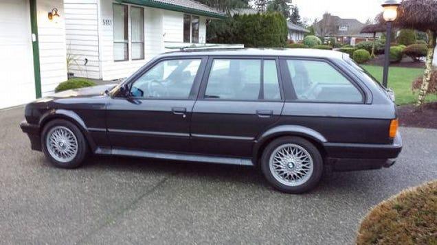 1989 Bmw 325ix Touring