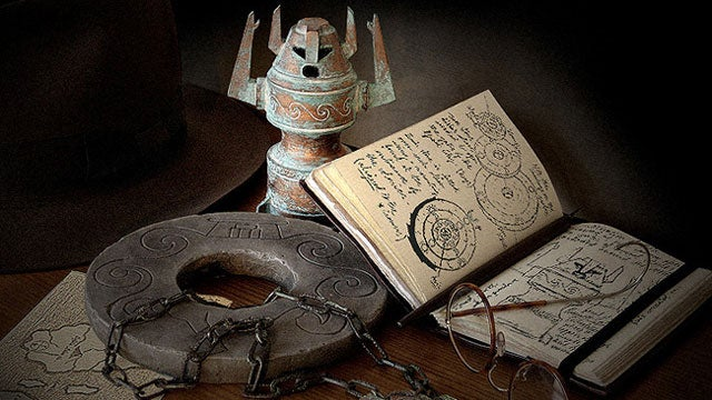 Own a Little Piece of Indiana Jones: the Fate of Atlantis