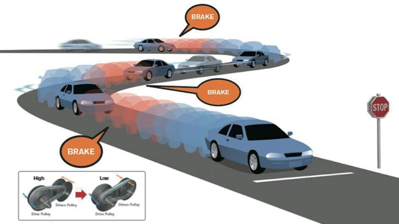 The Amazing New Car Tech That Enables You To Drive Like A Moron