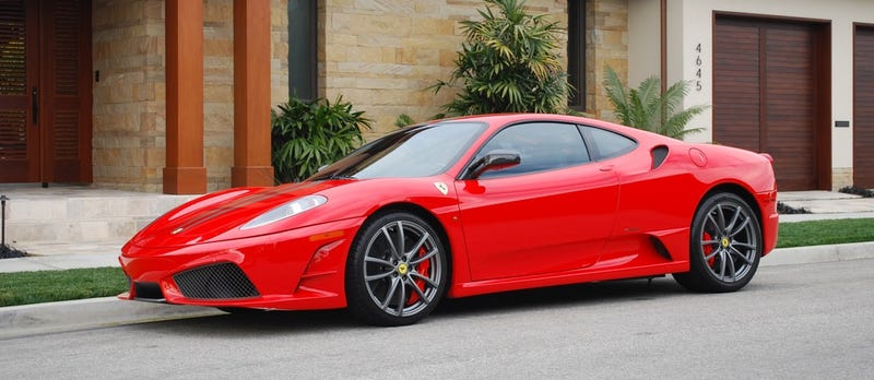 Here's The Truth About Ferrari Maintenance Costs