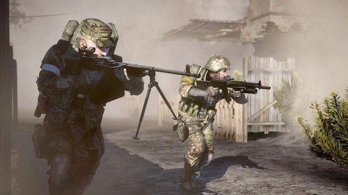 Bad Company 2 Might Go Mac As Well