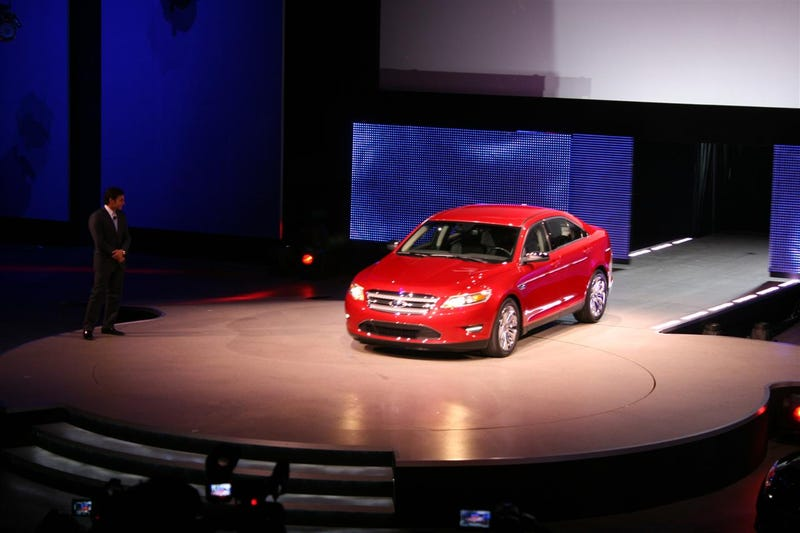 2010 Ford Taurus: A Flagship Returns
