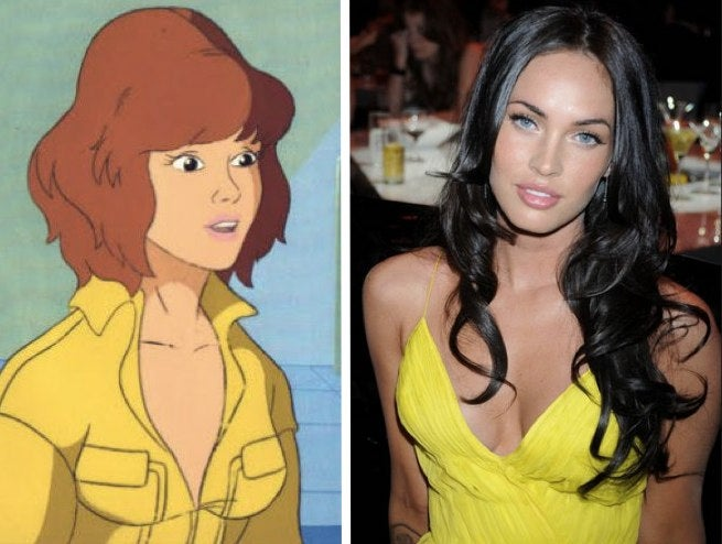 Teenage Mutant Ninja Turtles Co-Creator doesn't want Megan Fox to play April O'Neil