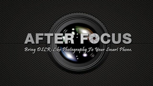 After Focus for Android Brings DSLR-Like Options to Your Phone