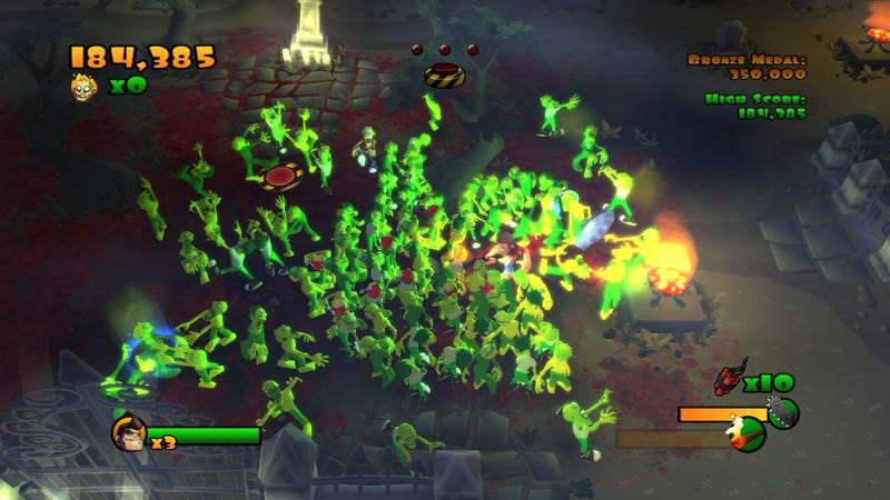 Burn Zombie Burn!: It Is What It Sounds Like