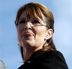 Sarah Palin Licks Hates The Truth