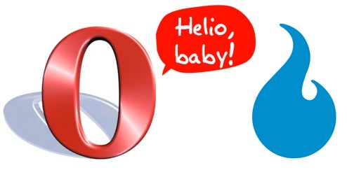 Opera Mini Browser Now on Helio Ocean, Officially