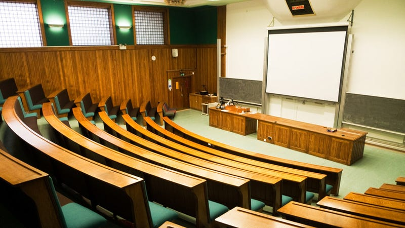 Professor Placed on Leave After Showing Porn Critique in Class