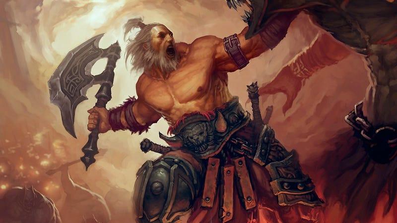 The Best Diablo III Forum Thread You'll Read Today