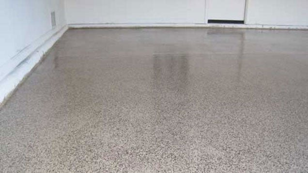 How To Install Epoxy Garage Floor Coating Nuffing
