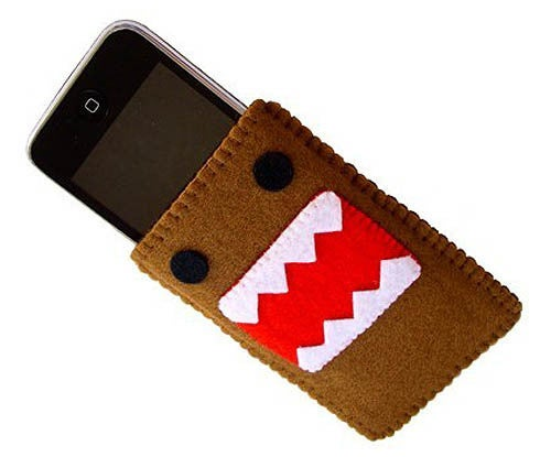 Domo iPhone Case Has Charm to Spare