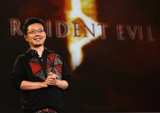 Capcom Confirms Resident Evil 5 Controls Change