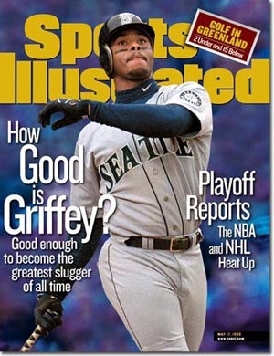 Griffey Picks Seattle Over Atlanta ... Hard to Picture, I Know