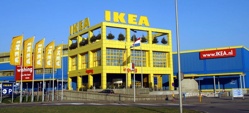 Ikea used East German prison labor in the 1980s to keep prices low