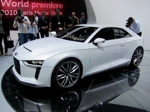 The Audi Quattro Concept Is Too Beautiful To Live