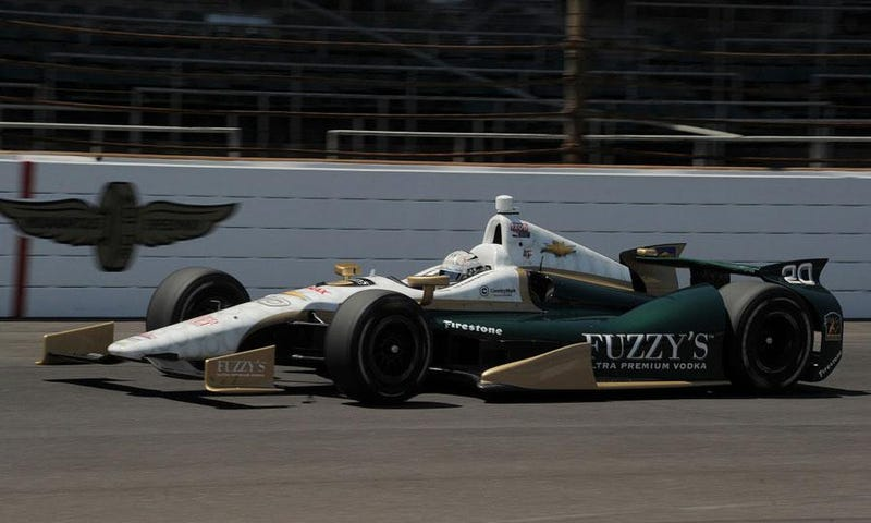 Special Ed - Indy Pole Winner