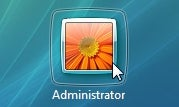 Enable Vista's Administrator Account