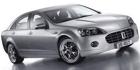 2008 Bitter Vero, a $173,000 Pontiac G8