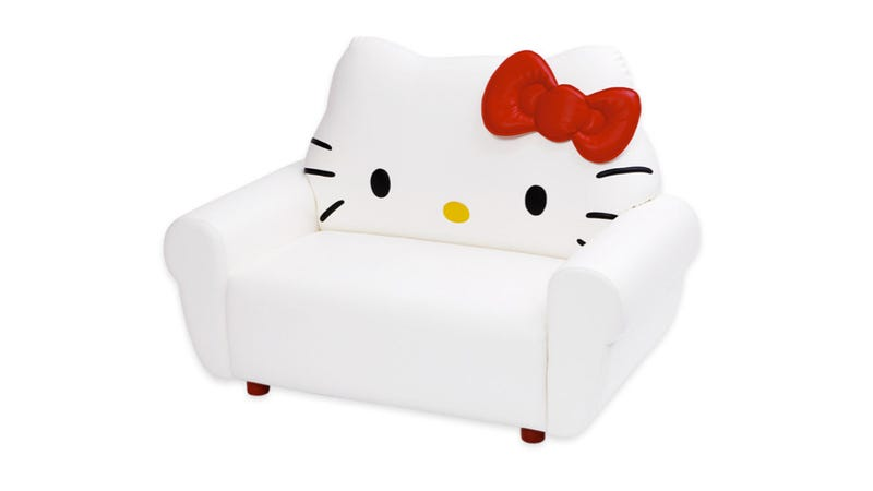 There's a New Hello Kitty Sofa. It Costs Over $2,000.