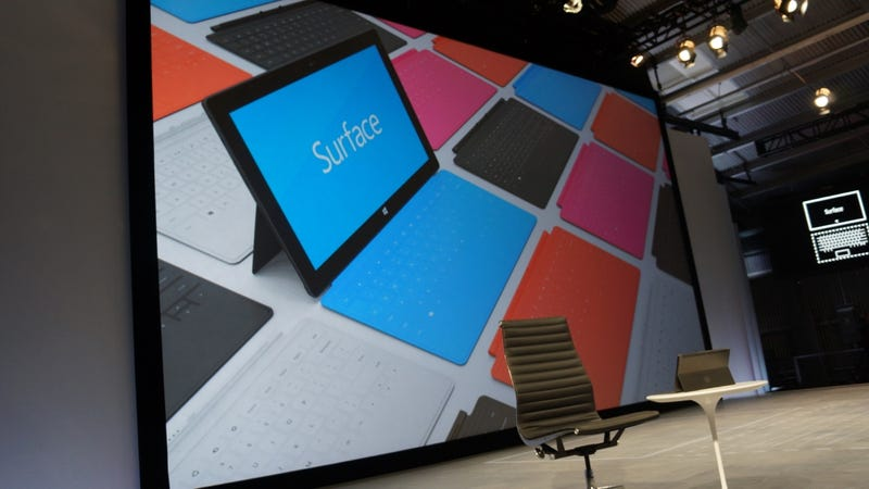 Microsoft Surface Tablets: Worth the Wait (Updating Live)