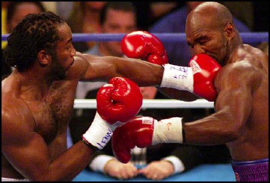 Evander Holyfield Will Not Go Quietly Into The Night