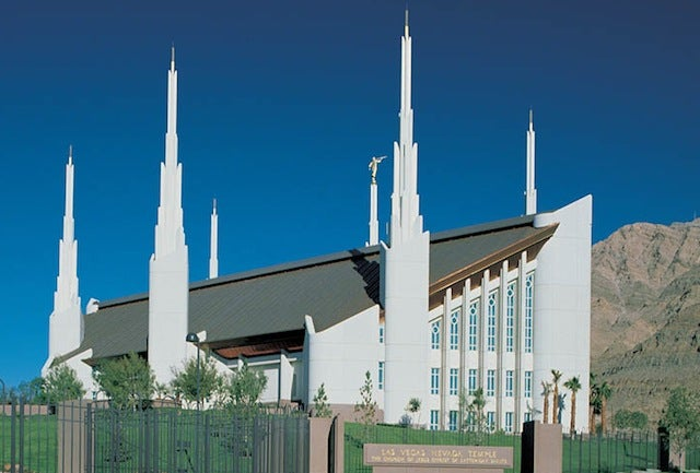 Federal Judge's Son Commits Suicide at Mormon Temple