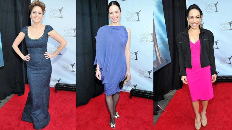 Fashion at Writers Guild Awards Is Predictably Unfashionable