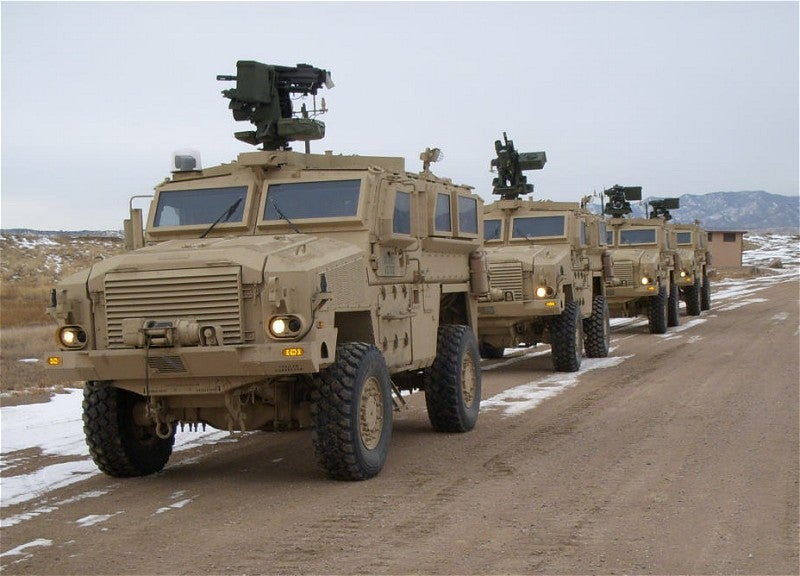 Your Local Cops Are Probably Out Buying Ex-Iraq Death Trucks Right Now
