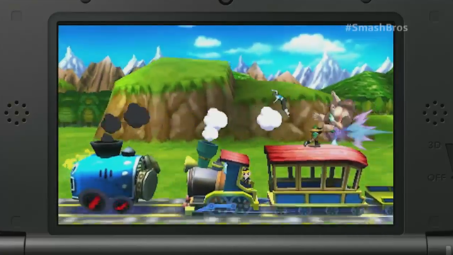 Smash Bros. Has A Ton Of New Modes On The 3DS