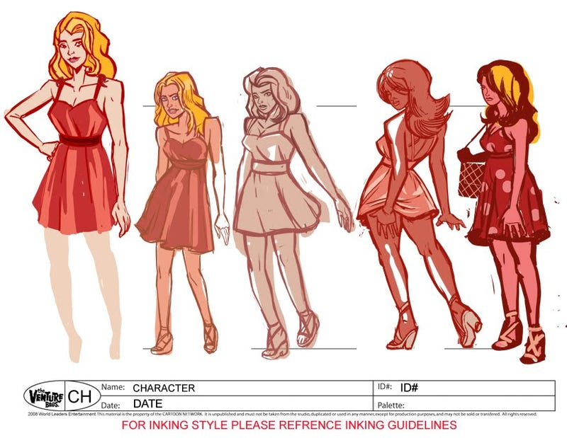 A New Femme Fatale for the Venture Brothers?