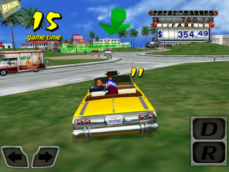 The Ten Best Smartphone Car Games