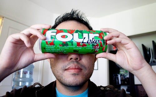 For Every Can of Banned Four Loko Turned Into Ethanol, an Urban Twentysomething Falls Into a Depressive Rut