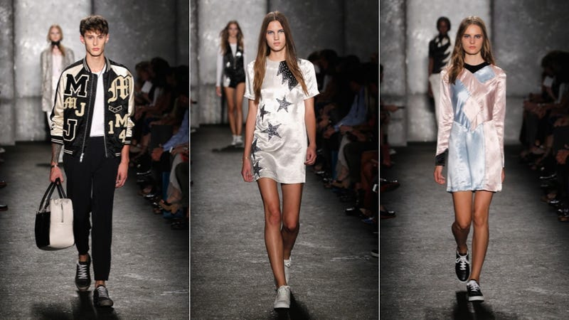 Marc by Marc Jacobs, for the Unisexy Ziggy Stardust Rollergirl in You