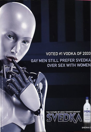 The Creepiest Sex Robots In Mass Media Right Now