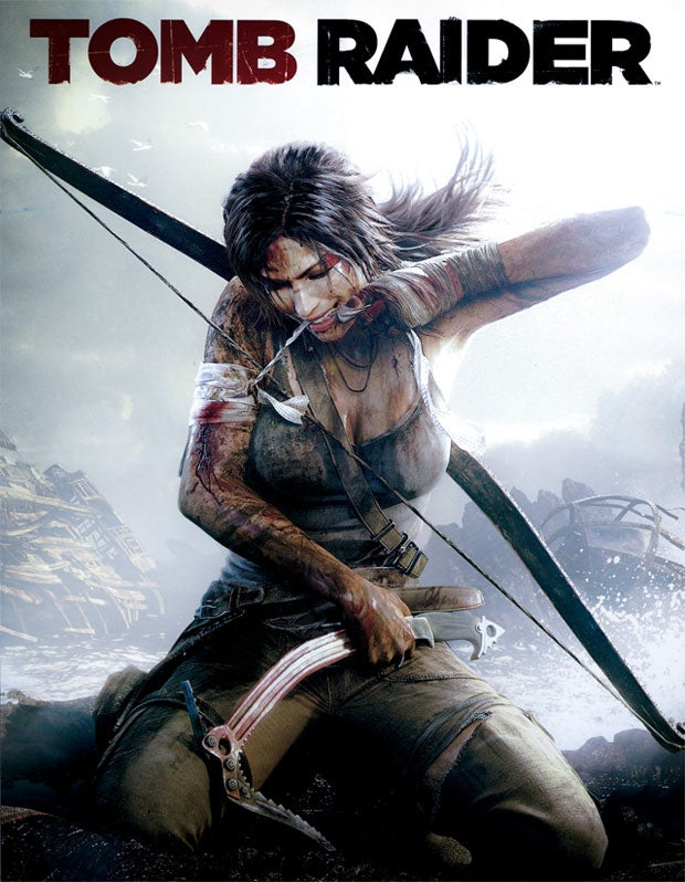 Lara Croft Still Looks Like Hell in the New Tomb Raider