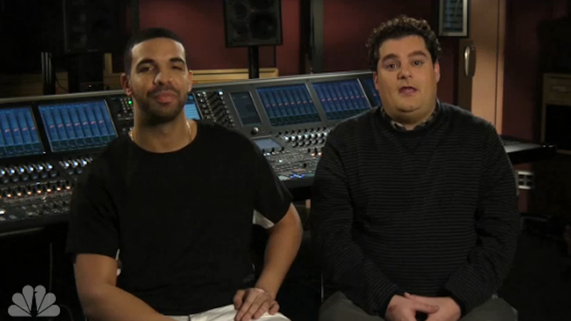 Your Boyfriend Drake's SNL Promos Remind You That He Can Act, Too
