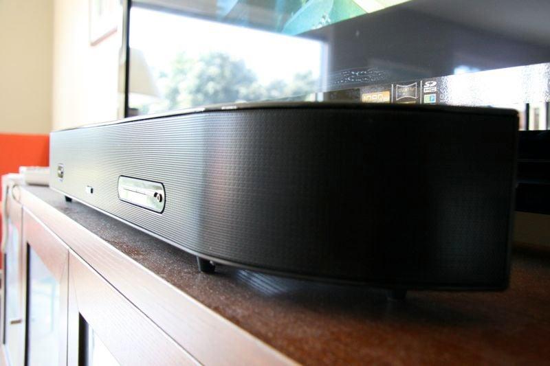 Lightning Review: Denon DHT-FS3 Soundbar and Sub